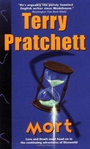 Cover of Terry Pratchett's Mort