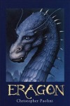 Eragon, book one of the Inheritance Cycle by Christopher Paolini