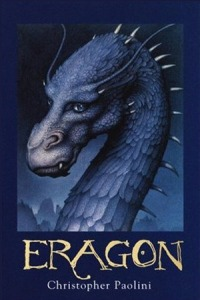 Cover of Eragon by  Christopher Paolini