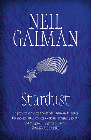 Startdust by Neil Gaiman book cover