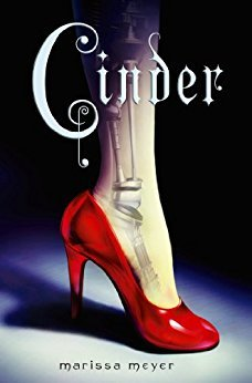 Cinder by Merissa Meyer 1 Lunar Chronicles