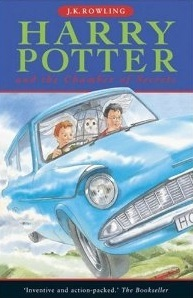 Harry Potter and the Chamber of Secrets by J.K Rowling