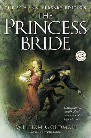 The Princess Bride by William Goldman  Book Cover