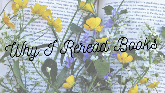 Why I Reread books