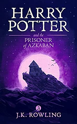 Harry Potter and the Prisoner of Azkaban, byu J. K. Rowling Book Cover