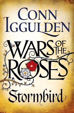 Stormbird by Conn Iggulden book cover