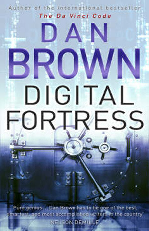 Digital Fortress by Dan Brown Book Cover
